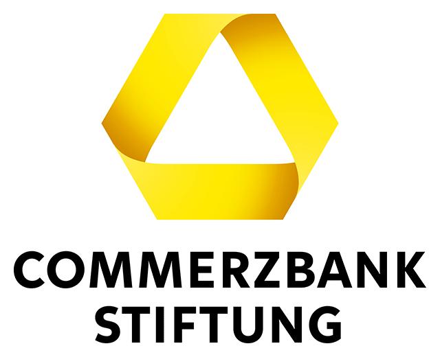 Logo Commerzbank-Stiftung in Frankfurt/Main