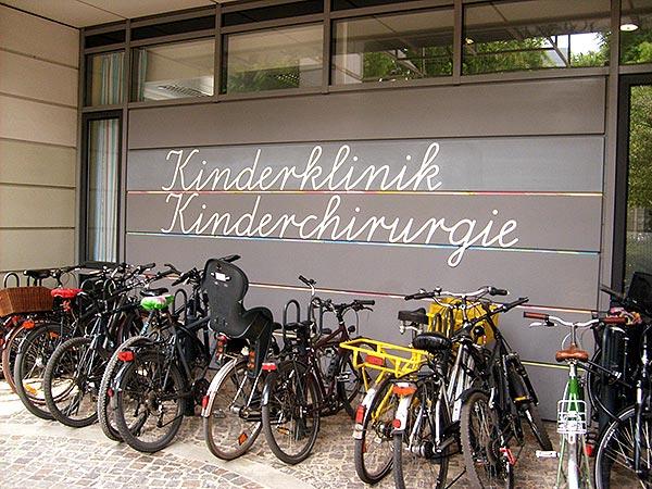 Klinik für krebskranke Kinder und Jugendliche in der Charité, Campus Virchow-Klinikum Berlin