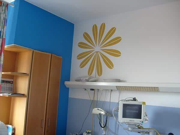 Kinderkrebsstation