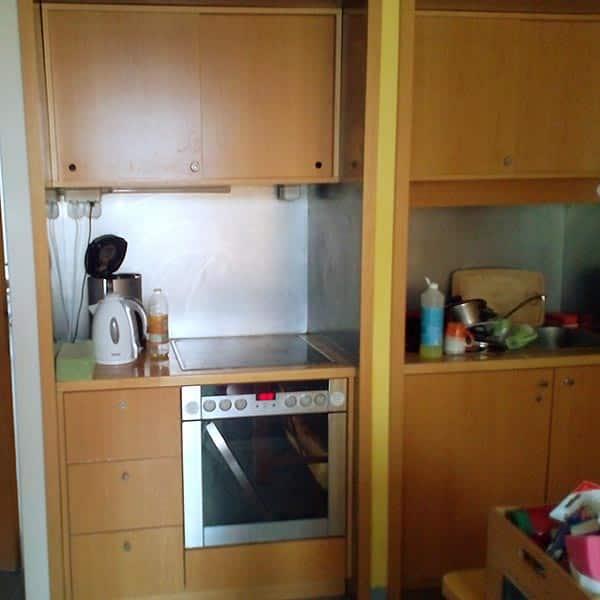 Wir renovieren die Elternküche