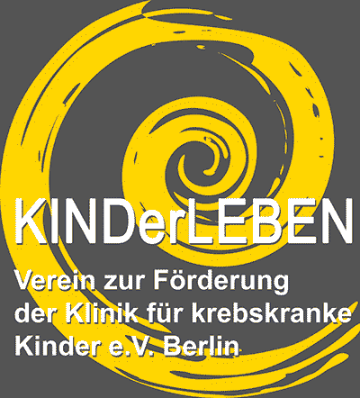 KINDerLEBEN  Verein zur Förderung der Klinik für krebskranke Kinder e.V. Berlin  seit 1997
